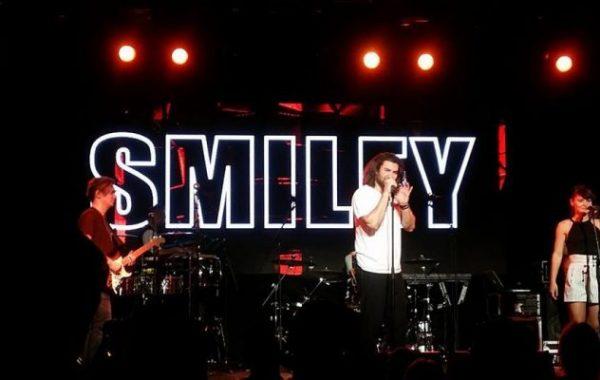 SMILEY – CONCERT PREMIERĂ Spania, Madrid, 24 iunie 2017