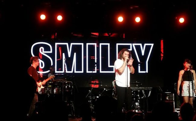 SMILEY – CONCERT PREMIERĂ Spania, Madrid, 24 iunie 2017-1