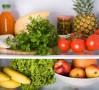 Ce alimente se păstrează la frigider și care la temperatura camerei
