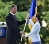 Gimnasta Cătălina Ponor: Sper să reprezint cu demnitate drapelul la Jocurile Olimpice