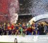 Fotbal: FC Barcelona a câștigat pentru a 12-a oară Supercupa Spaniei