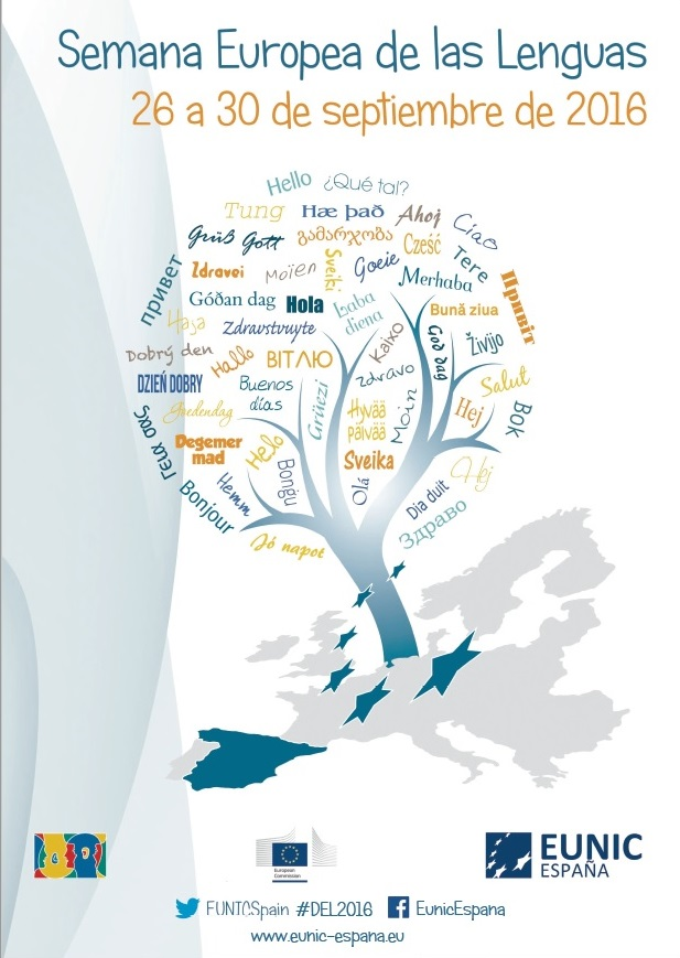 Săptămâna Limbilor Europene la Madrid-1
