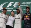 Auto – F1: Britanicul Lewis Hamilton a câștigat Marele Premiu al Statelor Unite