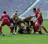 Rugby: Timișoara Saracens-Steaua, derby-ul etapei a 5-a din Cupa Regelui