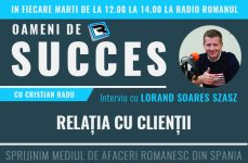 Interviu Lorand Soares Szasz – Relatia cu clientii