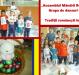 VIDEO: Copiii de la Ansamblul de dansuri Mândrii Românași din Spania au învățat tradiții românești de Paști
