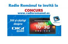 Ești ascultător fidel? Radio Românul te invită la concurs!