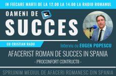 Interviu cu Eugen Popescu