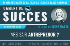 Interviu Elena Badea: Etapele unei afaceri
