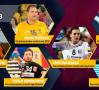 Cristina Neagu şi Mihai Popescu, cei mai buni handbalişti români din 2018