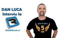 Interviu Dan Luca la Radio Românul, despre cele 5 obstacole din calea antreprenorilor