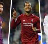 Fotbal/UEFA: Messi, Ronaldo şi Virgil Van Dijk, în cursa pentru cel mai bun jucător al anului