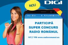 Ești ascultător fidel Radio Românul? Te invităm la un SUPER Concurs!