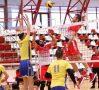 Volei masculin: Dinamo, prima echipă calificată la turneul Final Four al Cupei României
