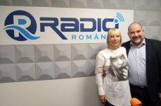 """Cristina Maria Brai, realizatoarea emisiunii """"Vibrația Succesului"""" a fost invitata dimineții la Radio Românul"""
