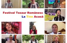 Cel mai mare FESTIVAL ONLINE realizat de Radio Românul a unit românii din întreaga lume