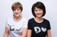 Carmen Uscatu și Oana Gheorghiu la Radio Românul!