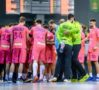 Handbal masculin: Victorie în ultima secundă pentru AHC Dobrogea Sud, în Liga Naţională