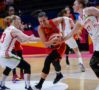 Baschet feminin: Spania, campioana en titre, a debutat cu stângul la Eurobasket 2021