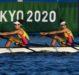 VIDEO Canotaj – JO 2020: Echipajele de dublu vâsle ale României, calificate în semifinale la Tokyo