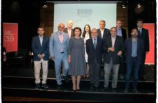 Semnarea acordului de colaborare dintre Uniunea Scriitorilor din România și Asociația Colegială a Scriitorilor din Spania